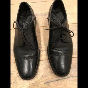 Cole Haan black dress shoes, 8 medium